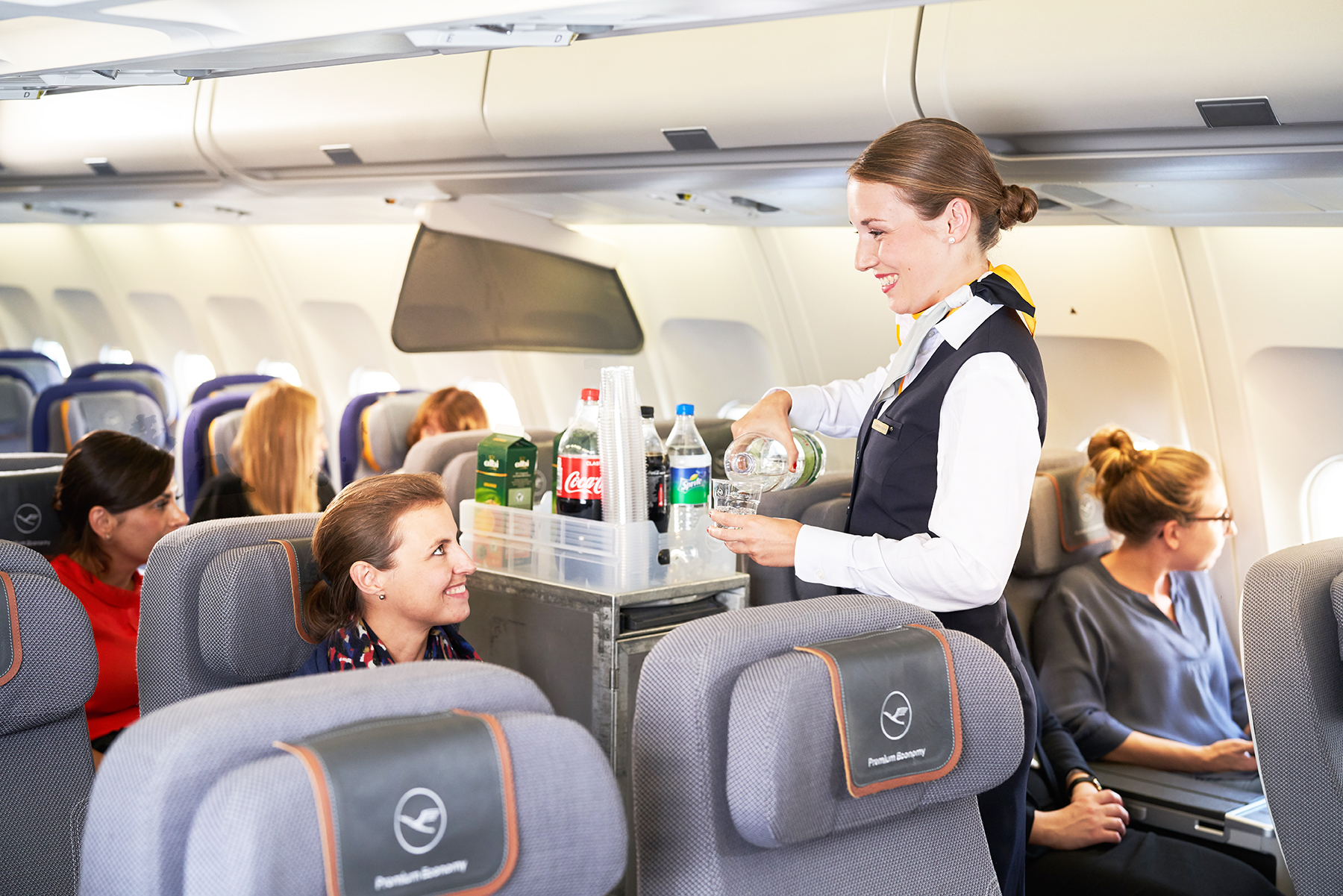 Streik Lufthansa November 2021